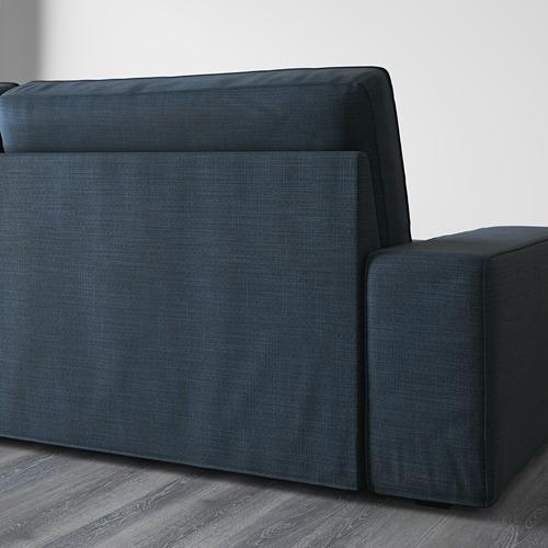 KIVIK three-seat sofa