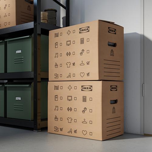DUNDERGUBBE коробка для переезда