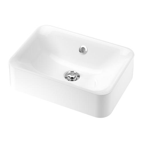 HÖRVIK countertop wash-basin