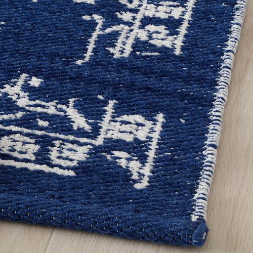 DAMSHOLTE rug, flatwoven