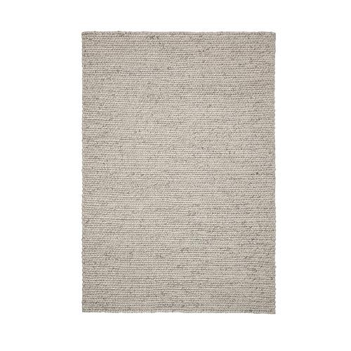 HJORTSVANG, vaip 160x230 cm käsitöö/naturaalvalge