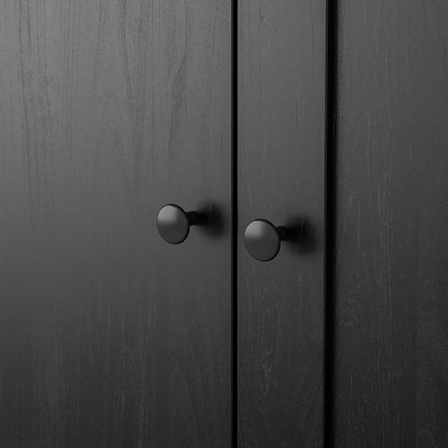 RAKKESTAD гардероб 3-дверный