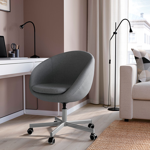 SKRUVSTA sukamoji kėdė