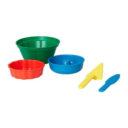 SANDIG набор д/выпечки игрушечный,5предм.