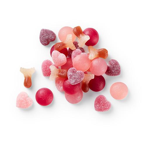 LÖRDAGSGODIS ассорти желейных конфет