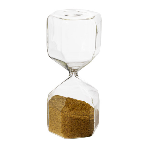 TILLSYN декоративные песочные часы