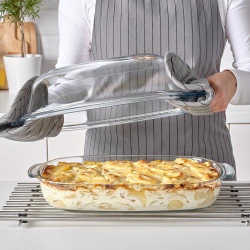 BUREN oven/serving dish with lid
