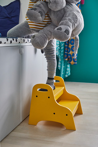 TROGEN vaikiška taburetė-laiptelis