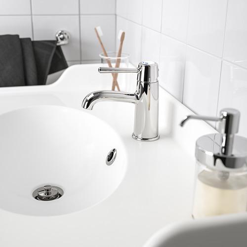 GRANSKÄR wash-basin mixer tap with strainer