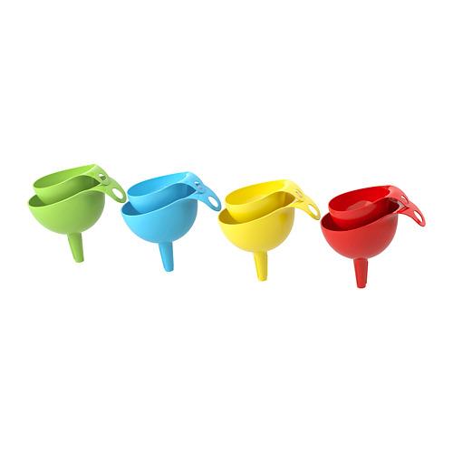 CHOSIGT набор воронок,2 штуки (Цвет товара выбирается случайным образом)