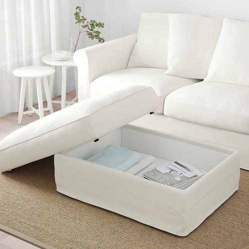 GRÖNLID kojų kėdutė-dėžė