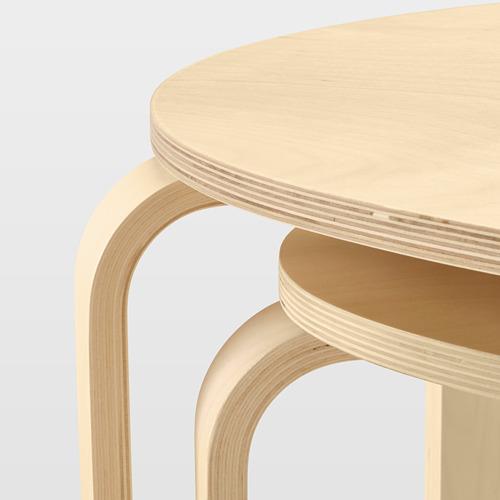 SVALSTA комплект столов, 2 шт
