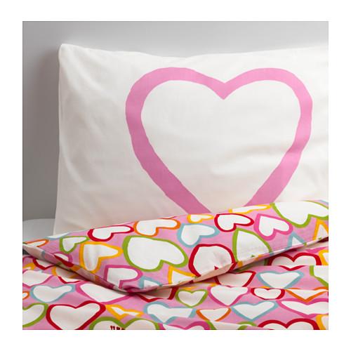 VITAMINER HJÄRTA antklodės užv. ir pagalvės užv.