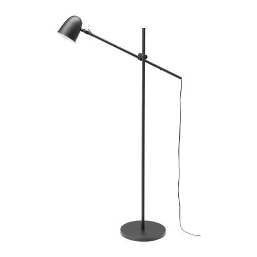 SKURUP светильник напольный/для чтения