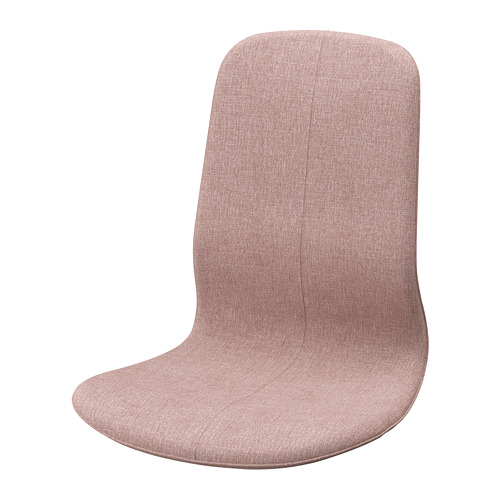 LÅNGFJÄLL sėdynė su aukšta atkalte