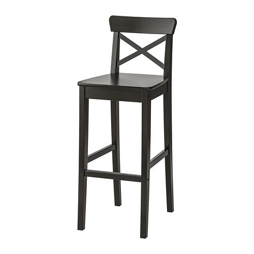 INGOLF baro kėdė su atkalte