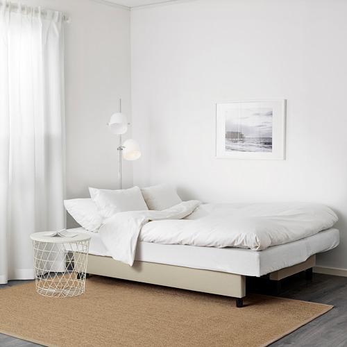 ASARUM 3-seat sofa-bed