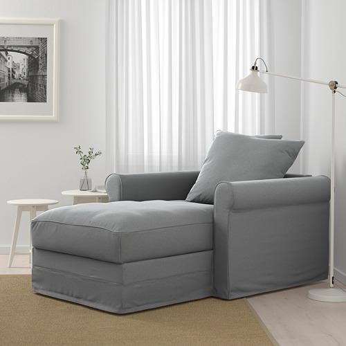 GRÖNLID gulimasis fotelis
