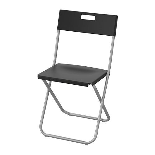 GUNDE sulankstomoji kėdė