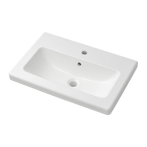 TVÄLLEN single wash-basin