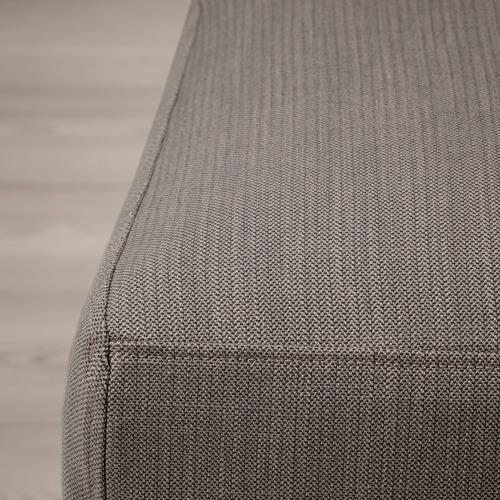 BERGMUND kėdės užvalkalas, vidutinio ilgio
