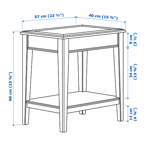 LIATORP side table