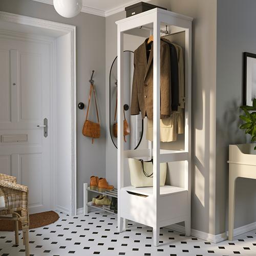 IDANÄS open wardrobe