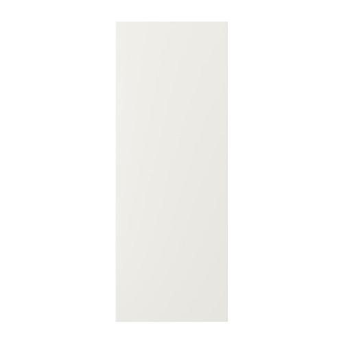 VEDDINGE durvis  30 x 80 cm baltā krāsā