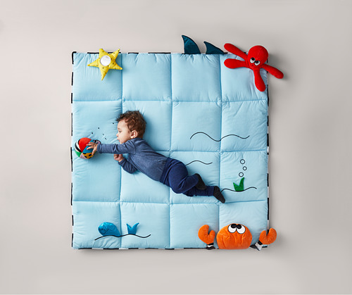 KLAPPA детский коврик