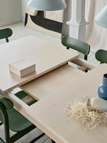 RÖNNINGE ištraukiamasis stalas
