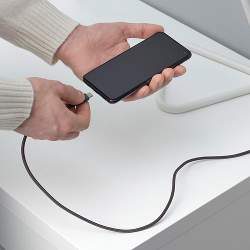 LILLHULT USB A į USB C laidas
