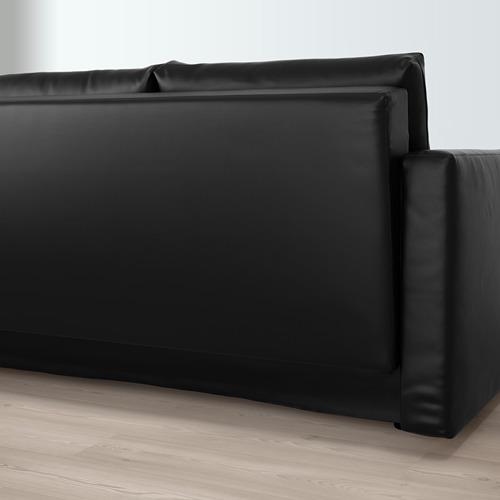 FRIHETEN trivietė sofa-lova