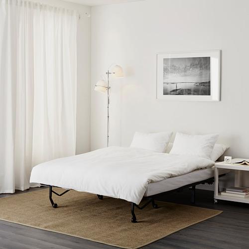 LYCKSELE HÅVET dvivietė sofa-lova