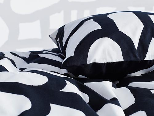 SKUGGBRÄCKA antklodės užv. ir pagalvės užv.