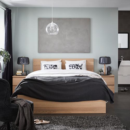 MALM bed frame, high