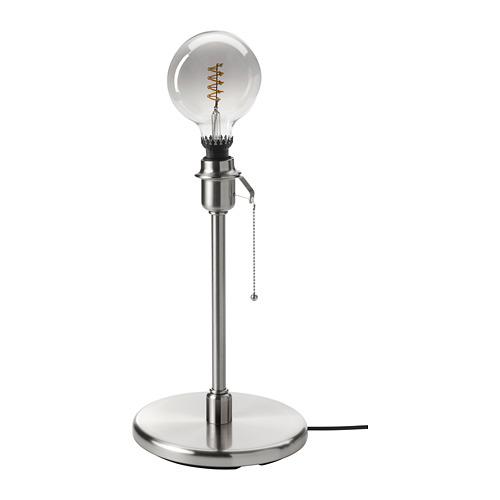 KRYSSMAST/ROLLSBO šviestuvo pagrindas su lempute