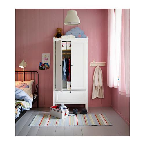 SUNDVIK wardrobe