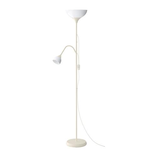 NOT floor uplighter/reading lamp