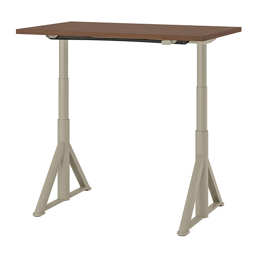 IDÅSEN desk sit/stand