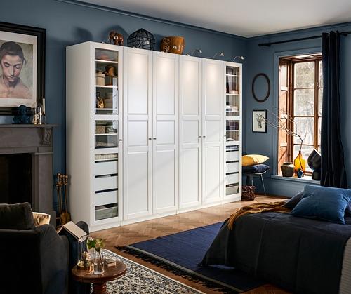 TYSSEDAL durys su lankstais