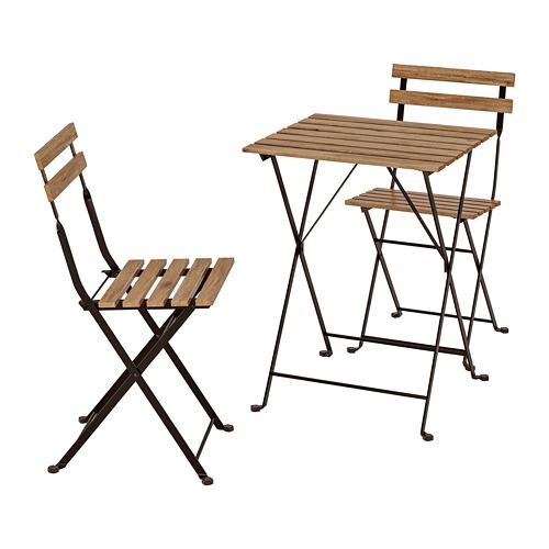 TÄRNÖ стол+2стула,д/сада