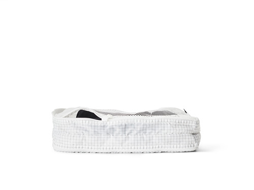 RENSARE clothes bag with compartment