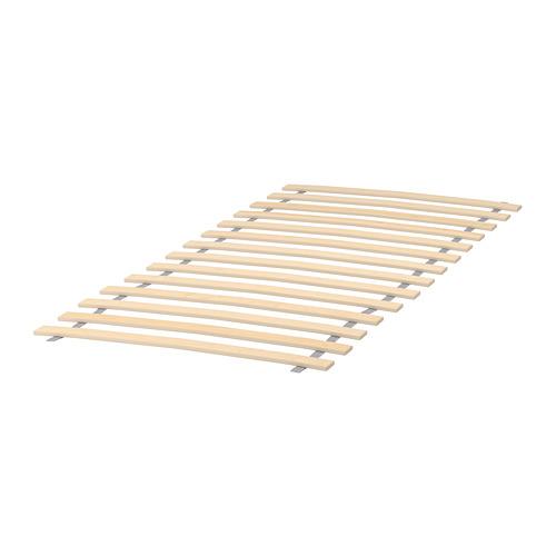 LURÖY slatted bed base