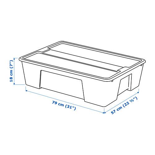 SAMLA контейнер с крышкой