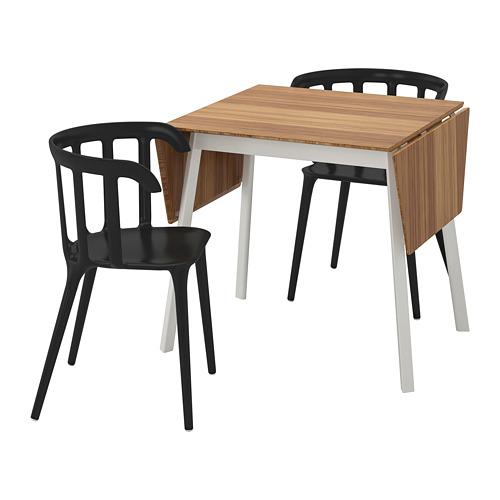 IKEA PS 2012/IKEA PS 2012 stalas ir 2 kėdės