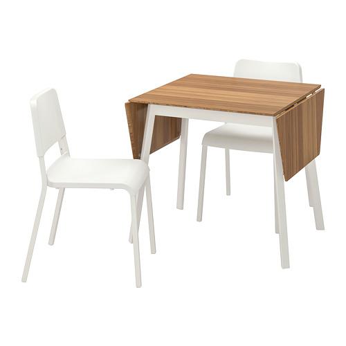 TEODORES/IKEA PS 2012 stalas ir 2 kėdės