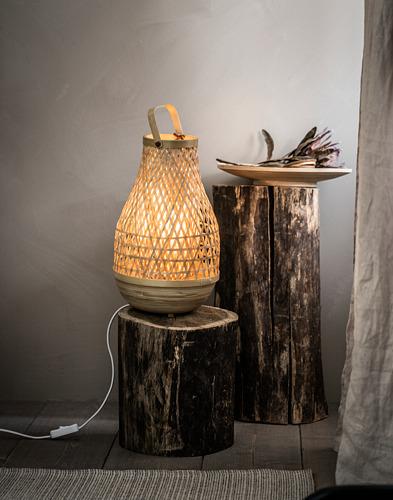 MISTERHULT лампа настольная