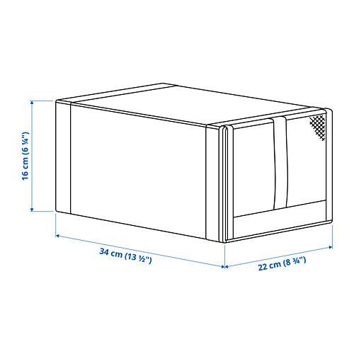 SKUBB коробка для обуви
