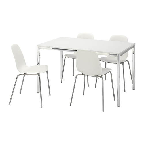 LEIFARNE/TORSBY stalas ir 4 kėdės