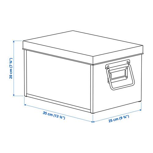 MANICK коробка с крышкой